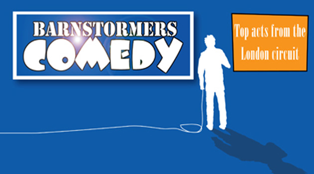 Barnstormers Comedy Night