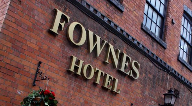 THB Fownes Hotel in Worcester