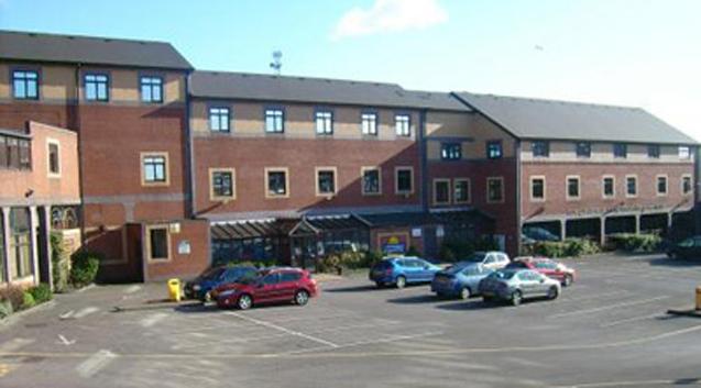 Premier Inn Birmingham City Centre  Waterloo Street