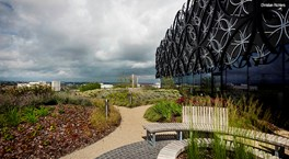 Discovery Terrace, Library of Birmingham