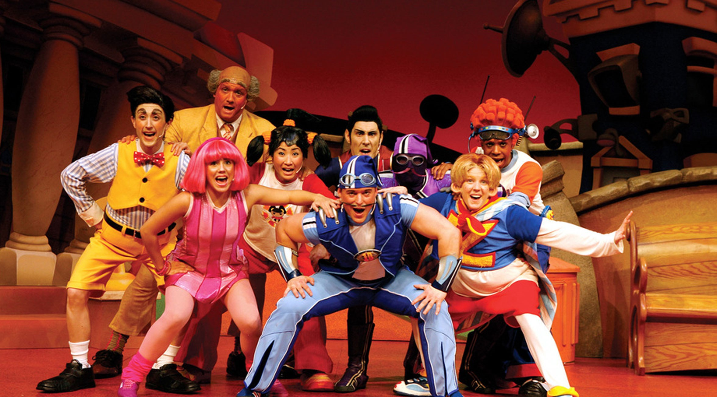 LazyTown Live