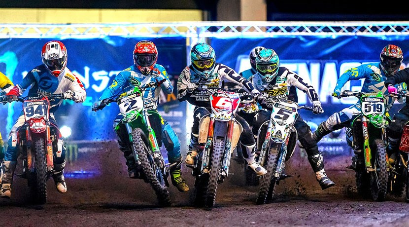 The Arenacross Tour 2018