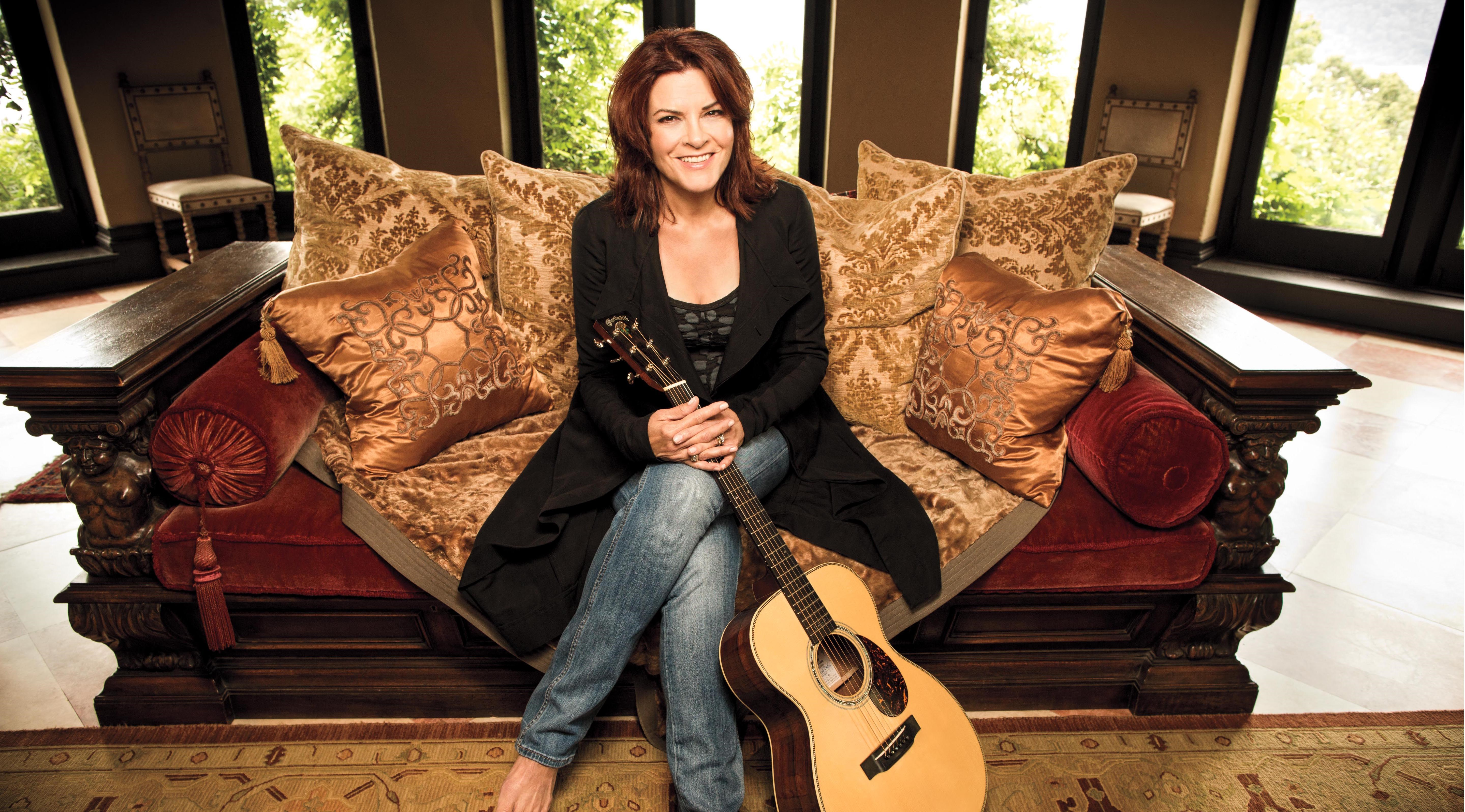 Rosanne Cash Interview