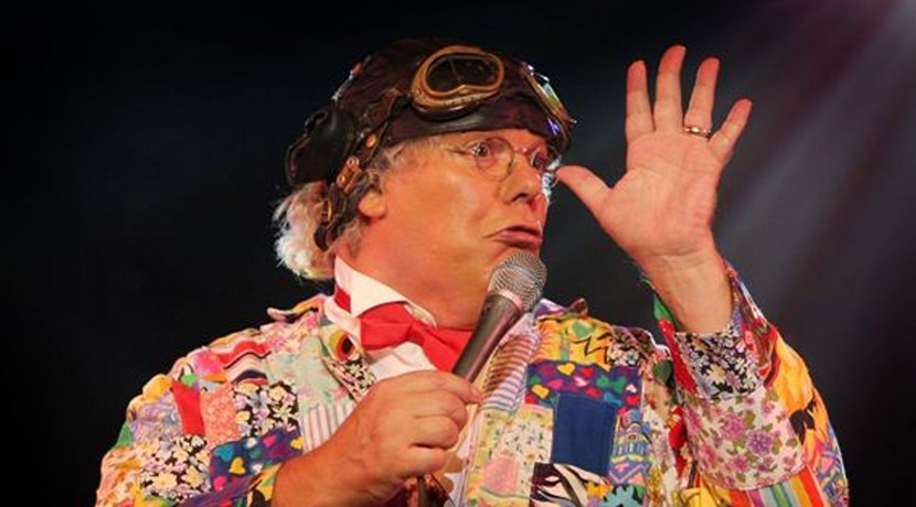 Chubby brown wolverhampton all clear