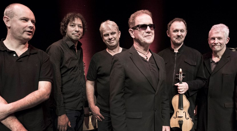 Oysterband Interview