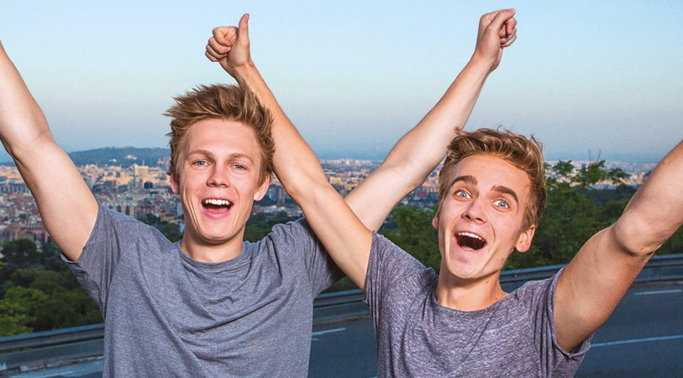 Joe & Caspar Hit The Road USA - Live