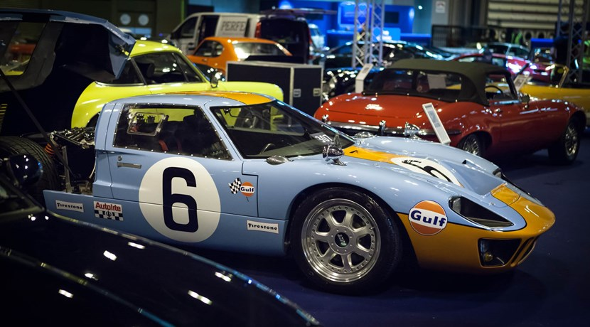 Tickets To Lancaster Classic Motor Show