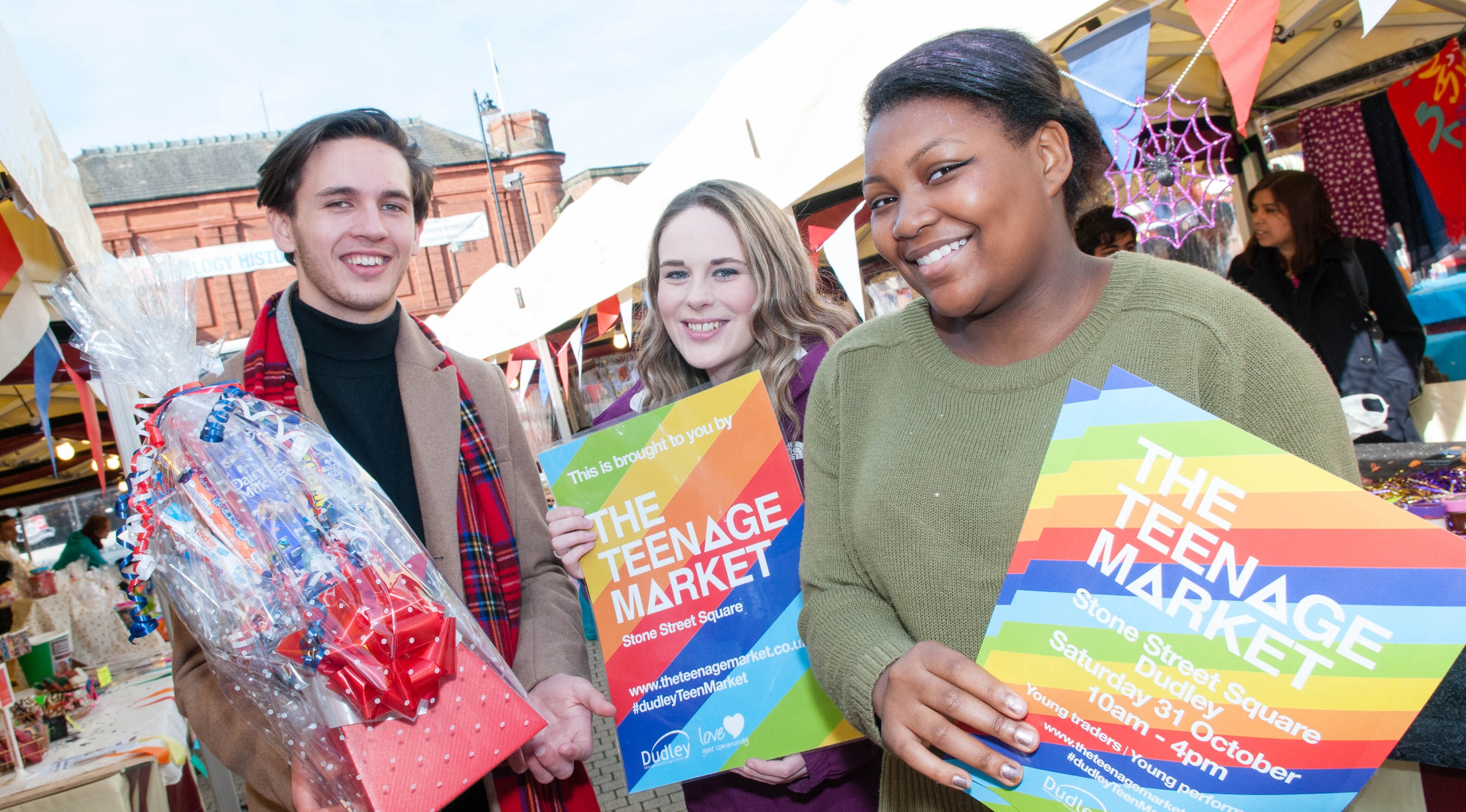 Teenage Market returns to the Red House Glass Cone