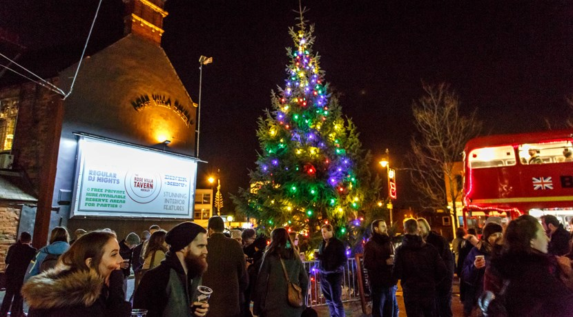 The JQBID adds a touch of sparkle to the Jewellery Quarter with Christmas  lights switch on - The JQBID Adds A Touch Of Sparkle To The Jewellery Quarter With
