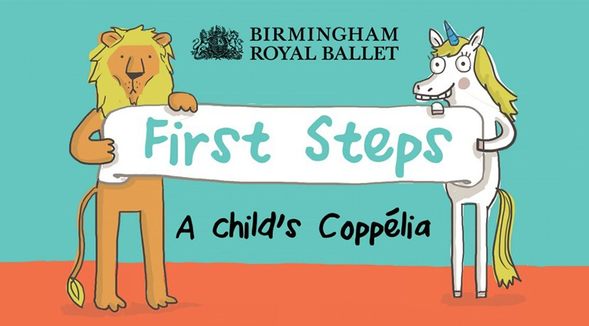 Birmingham Royal Ballet First Steps