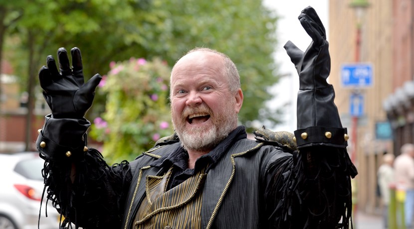 Steve McFadden Interview