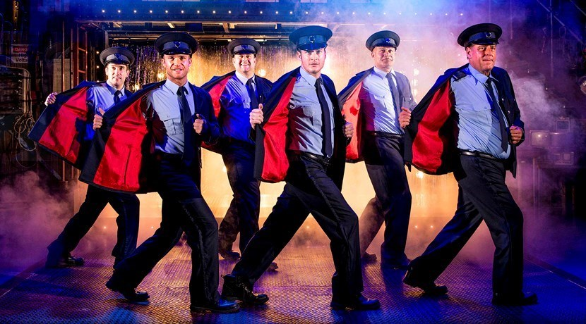 Tickets to The Full Monty