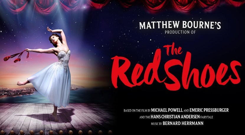 Tickets to Matthew Bourne's The Red Shoes