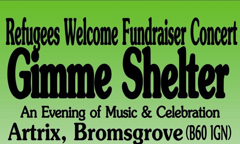 Gimme Shelter - Fundraising Concert