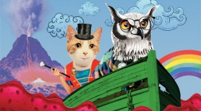 Tickets to The Quite Remarkable Adventures of the Owl and the Pussycat