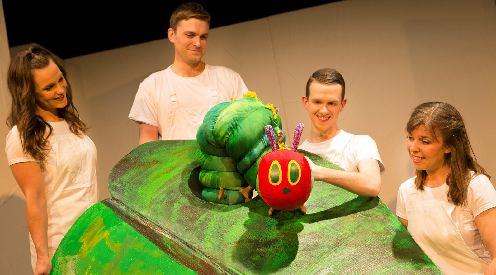 Family ticket to The Very Hungry Caterpillar