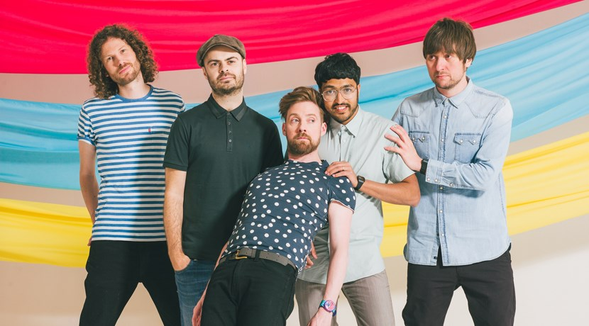 Kaiser Chiefs Interview