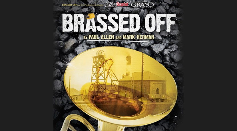 Wolverhampton Grand to produce production of Brassed Off