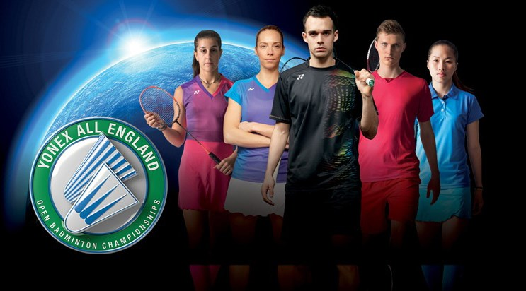 Tickets to Yonex All England Open Badminton Championships 2017