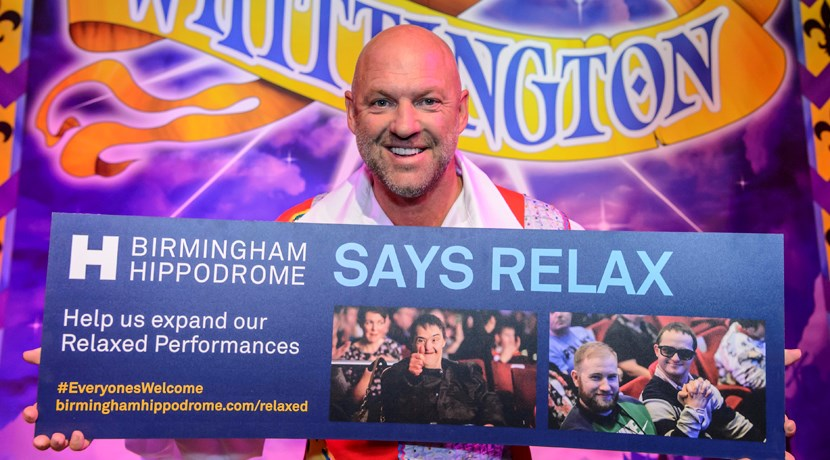 Birmingham Hippodrome hosts relaxed shows
