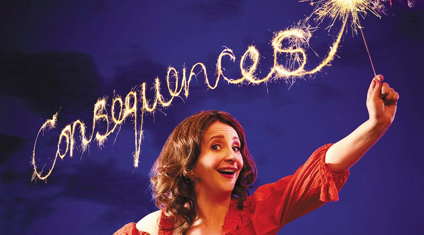 Lucy Porter - Consequences