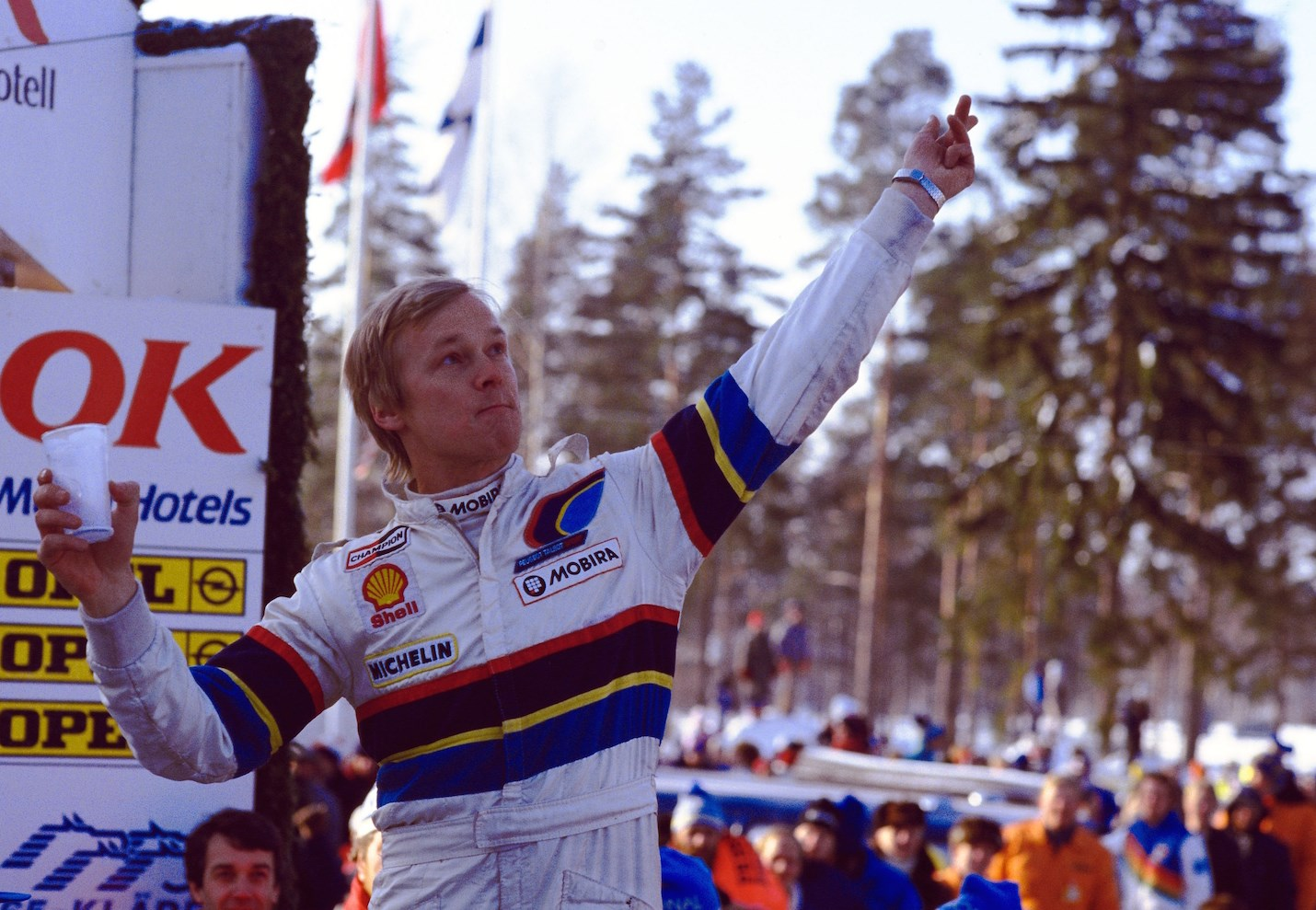 """Flying Finns"" Ari Vatanen & Markku Alén set for Clash of the Titans at Race Retro 15th Anniversary Show"