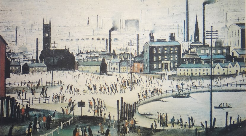 L.S Lowry Exhibition