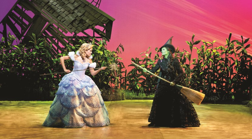 Wicked returns to Birmingham Hippodrome