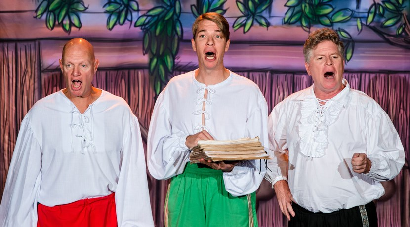 Reduced Shakespeare Company back with new show
