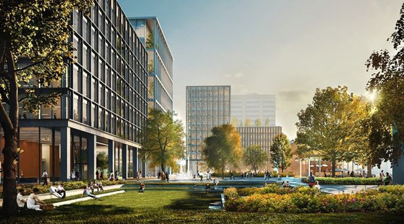 New image released of £300M regeneration project
