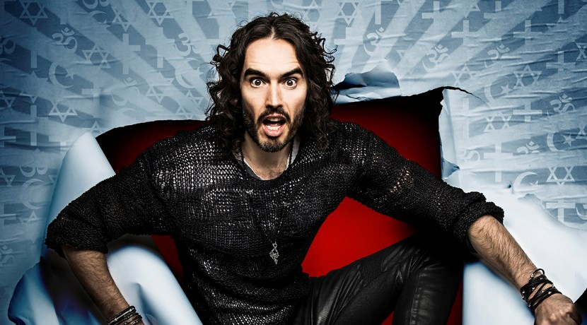 Russell Brand announces new tour