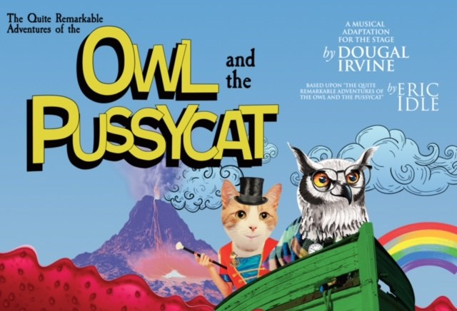 The Quite Remarkable Adventures of the Owl & the Pussycat