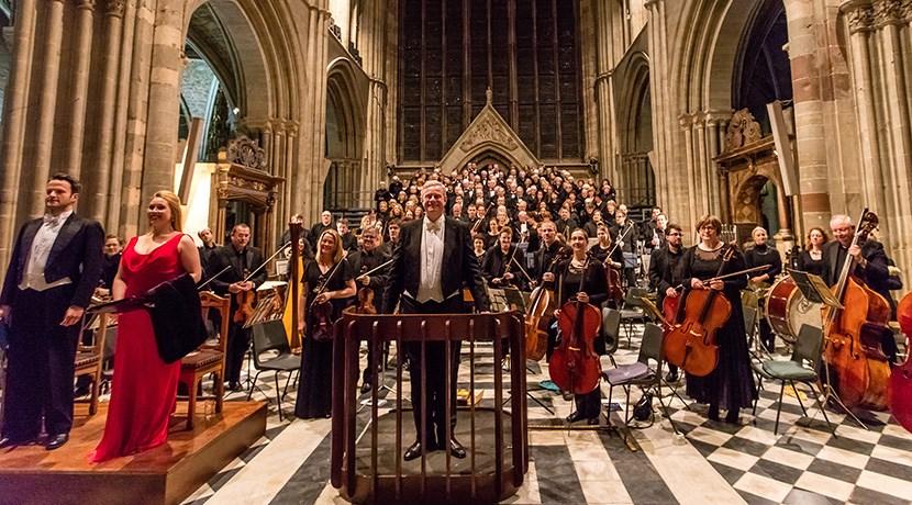 Worcester Festival Choral Society: Brahms Requiem