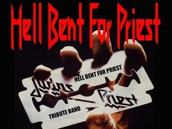 Hell Bent For Priest