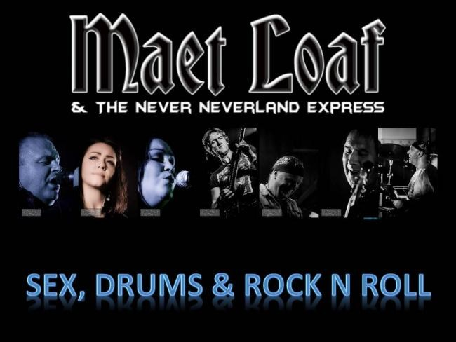 Maetloaf & The Never Neverland Express