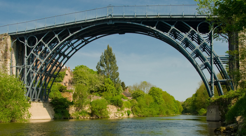 Ironbridge-gorge
