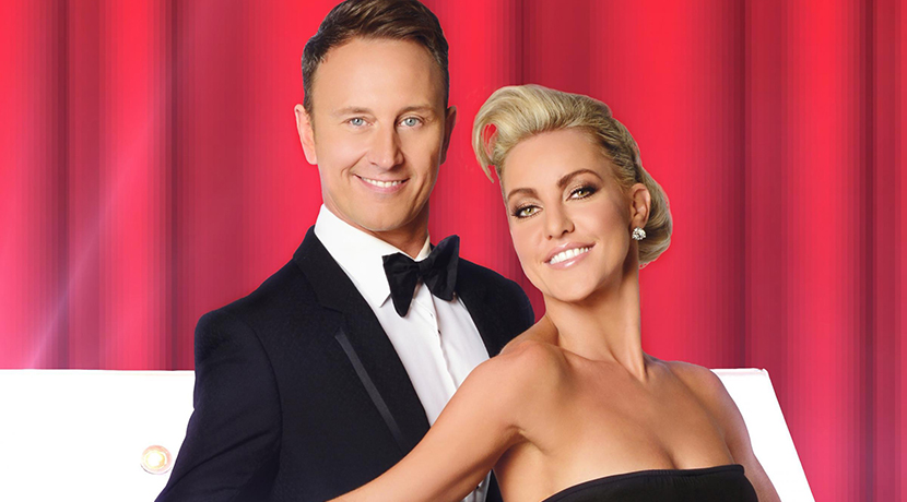 An Evening With Ian Waite & Natalie Lowe