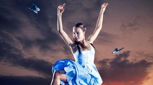 Ballet Cymru presents The Light Princess