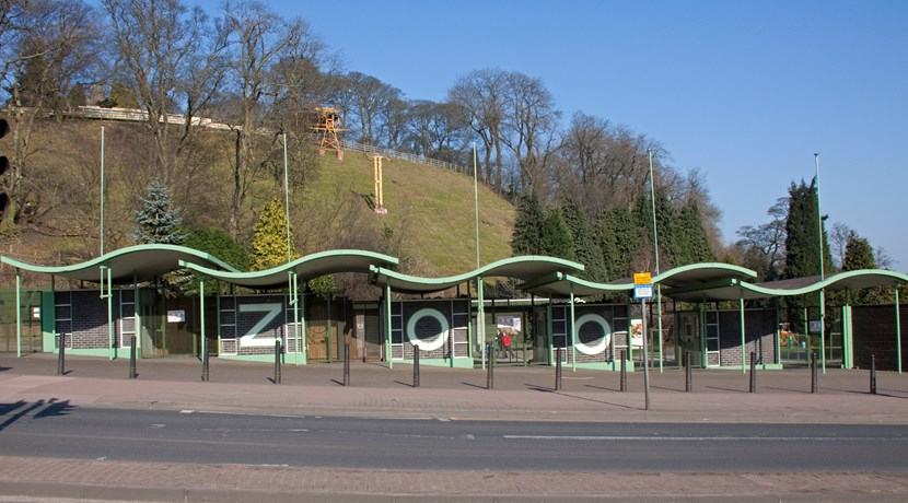 Exhibition Stand Builders West Midlands : Dudley zoological gardens