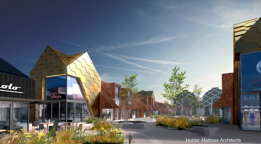 Mill Green Designer Outlet Village coming to Cannock