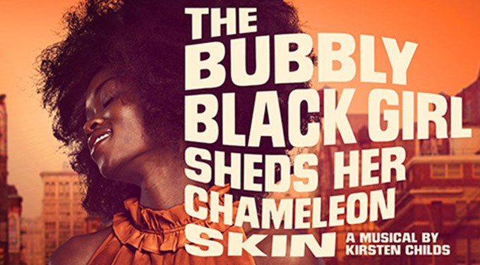 Tickets to The Bubbly Black Girl Sheds Her Chameleon Skin