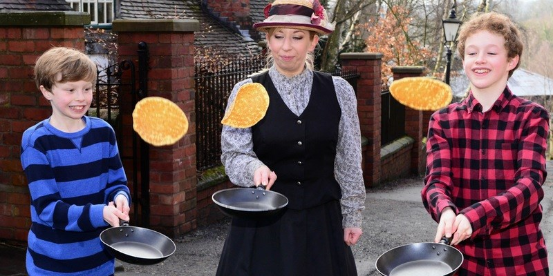 Pancake Flipping on the Ironbridge