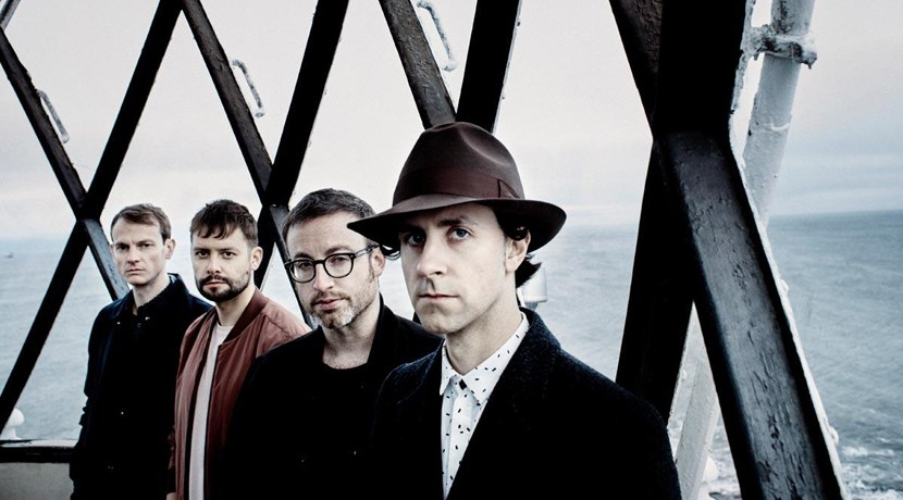 Maximo Park interview