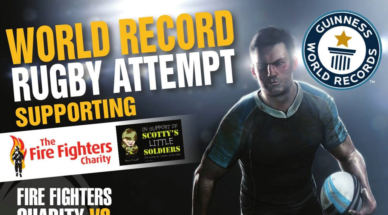 World Record Rugby attempt and Party Night