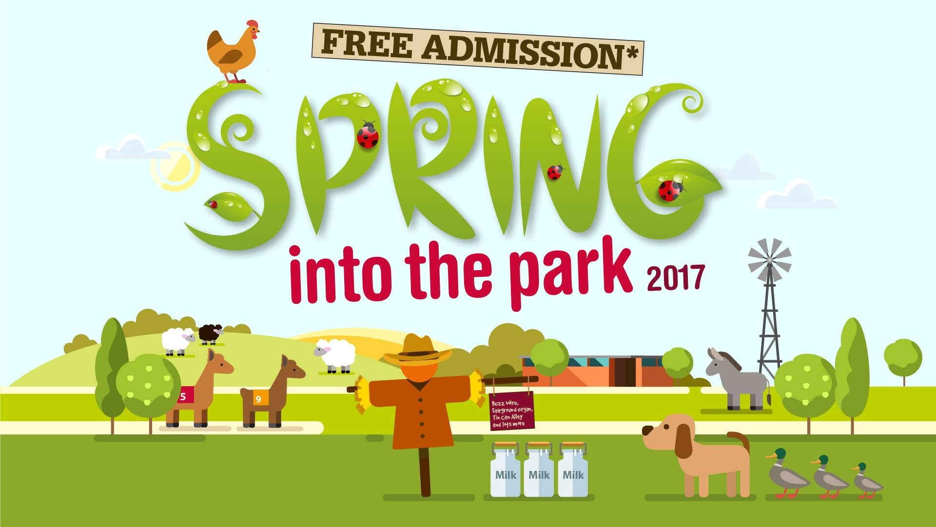 Spring into the Park
