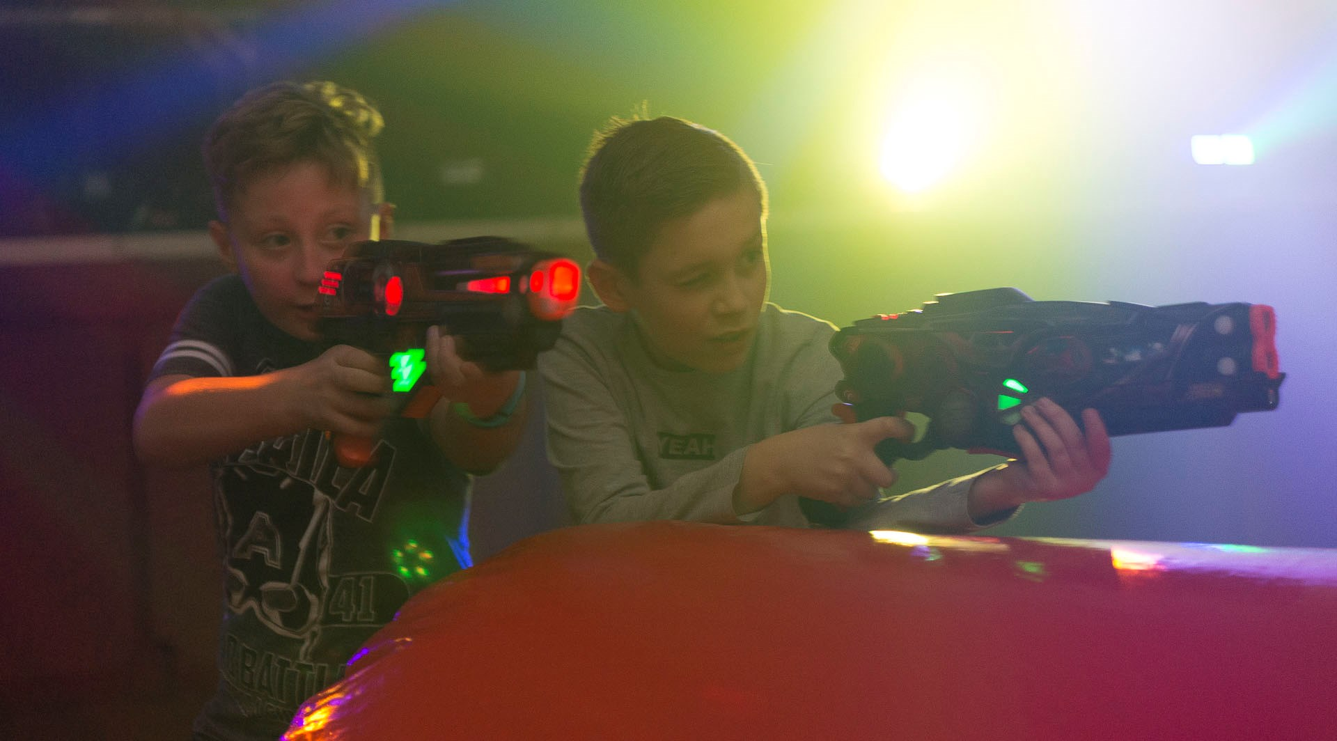 ActionBlast NERF and Laser Tag