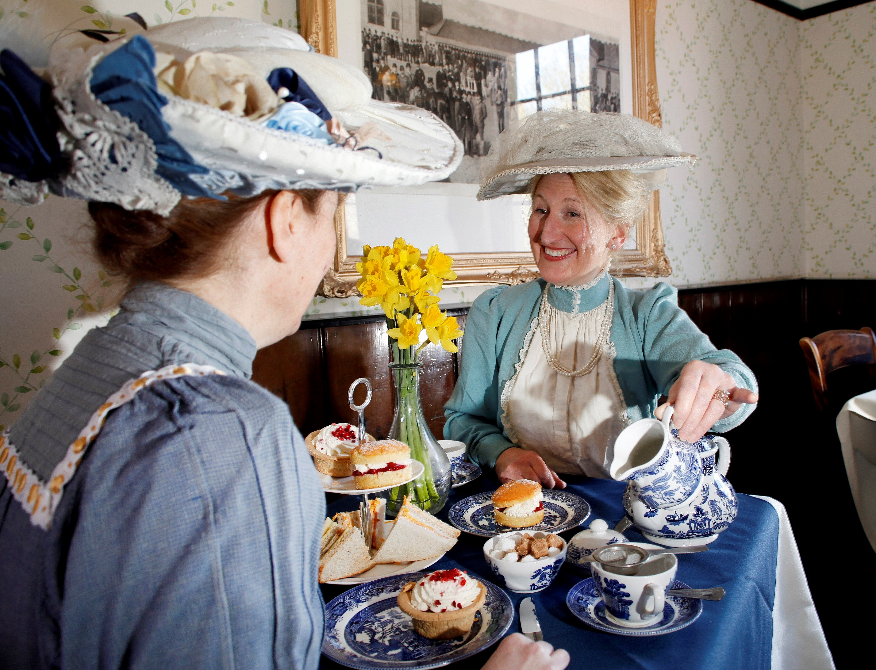 Free admission for mothers to Ironbridge Gorge Museums on Mother's Day