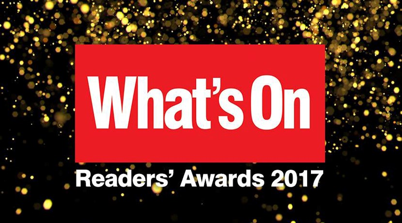 What's On Readers' Awards Winners