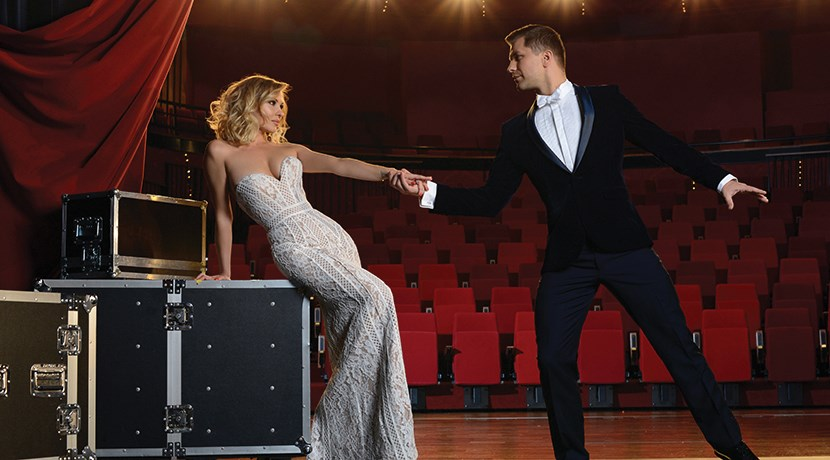 Pasha Kovalev: Let's Dance the Night Away