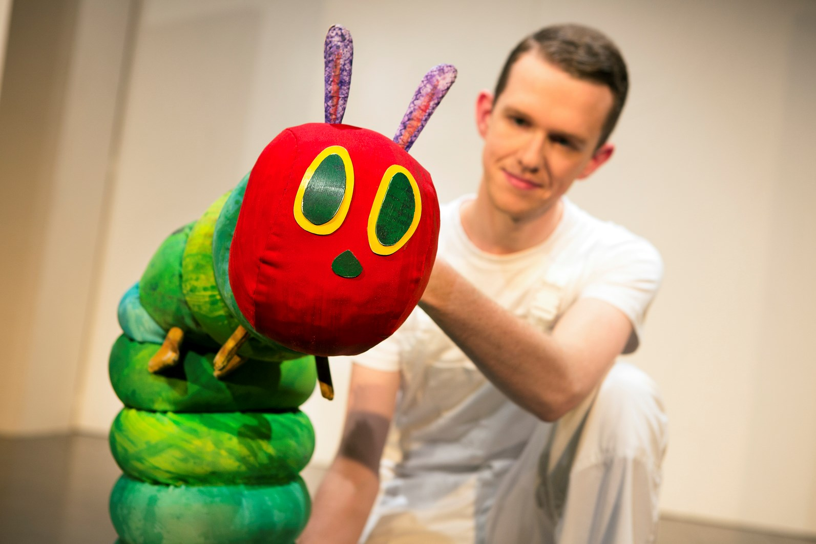 The Very Hungry Caterpillar Show wriggles into the West Midlands